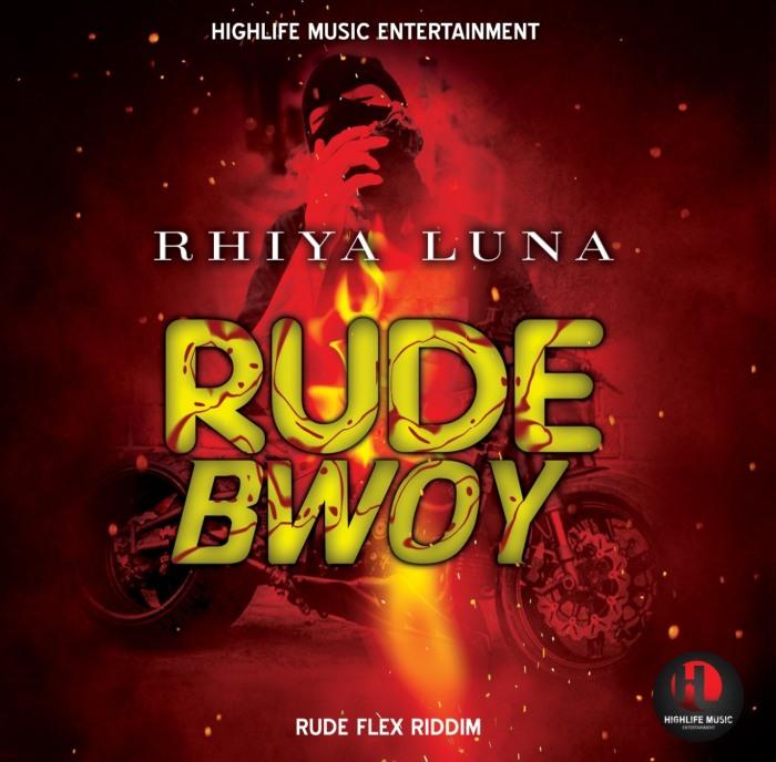 Rhiya Luna Rude Bwoy Dancehall Music Blog 13thStreetPromotions 13thStreetPromo Caribbean HighLife Music Singer Boston Dorchester