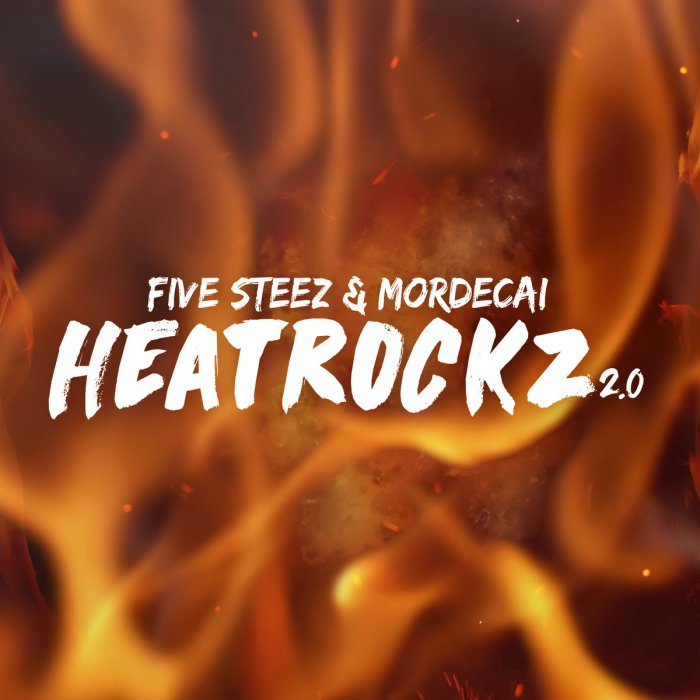 Five Steez Mordecai HeatRockz 2.0 Bandcamp Hip Hop Music Blog 13thStreetPromo 13thStreetPromotions Caribbean Bandcamp Friday