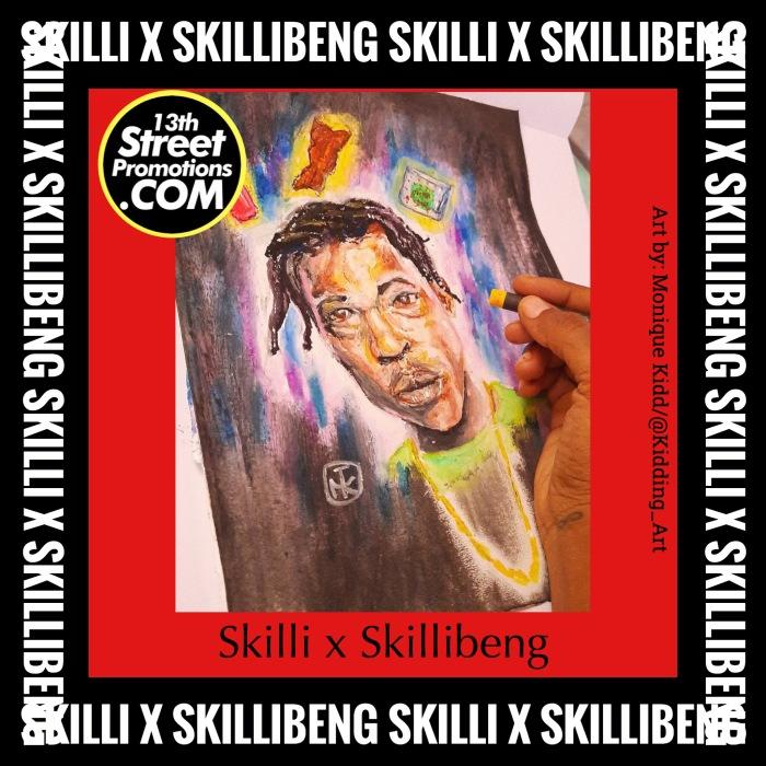 Jamaica Dancehall Music Blog 13thStreetPromo 13thStreetPromotions Skillibeng Skill Skilli x Skillibeng Tidal Spotify Mr Universe Caribbean