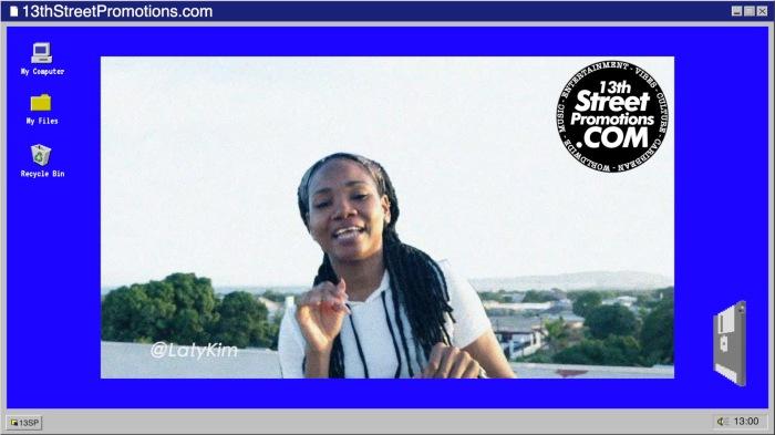 Laty Kim Jamaica Dancehall Hip Hop 13thStreetPromo 13thStreetPromotions Caribbean Nicki Minaj Chun Li Freestyle