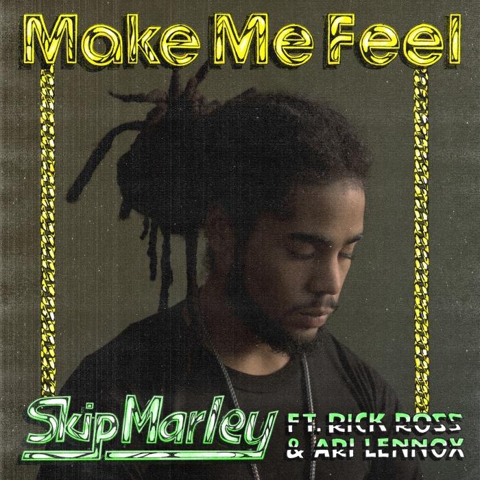 Skip Marley Ari Lennox Rick Ross Make Me Feel 13thStreetPromo 13thStreetPromotions Caribbean Hip Hop Reggae Pop Music Marley
