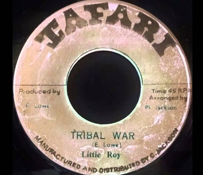 Little Roy Jamaica Tribal War Politics JLP PNP 1974 Election Blog 13thStreetPromo 13thStreetPromotions Caribbean Oldies Oldies Sunday Old School Music Reggae