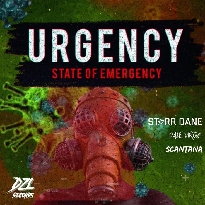 Jamaica Dancehall Music 13thStreetPromotions 13thStreetPromo State Of Emergency Urgency Covid 19 Coronavirus Starr Dane Dale Virgo DZL Records Scantana Caribbean