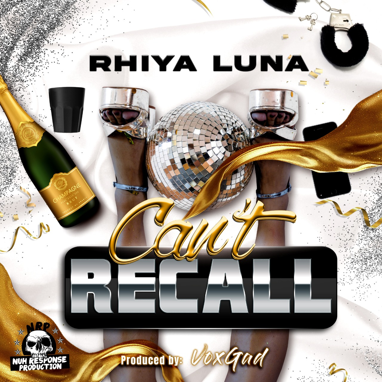 Jamaica Boston Dancehall Music 13thStreetPromo 13thStreetPromotions Rhiya Luna Can't Recall Drunk Party Caribbean Singer Vox Gad Nuh Response Production