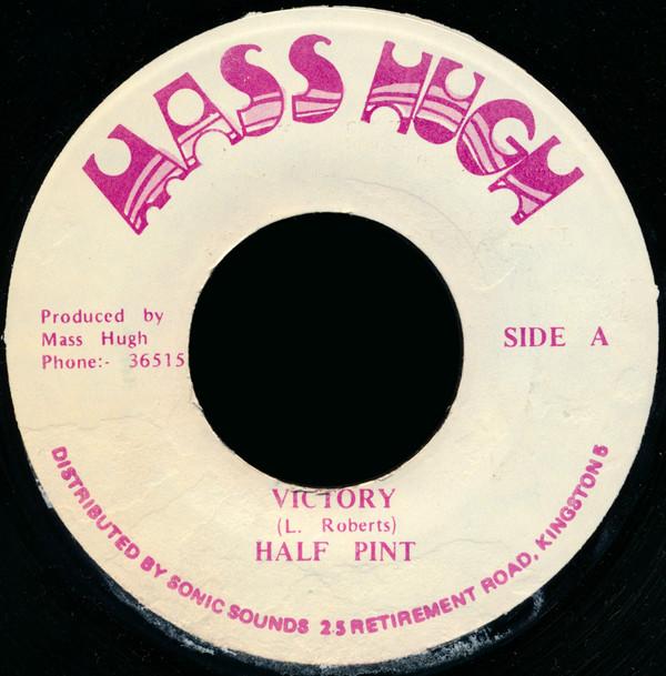 Jamaica Reggae Half Pint Victory 1987 Oldies Oldies Sunday Music Blog 13thStreetPromotions 13thStreetPromo Caribbean