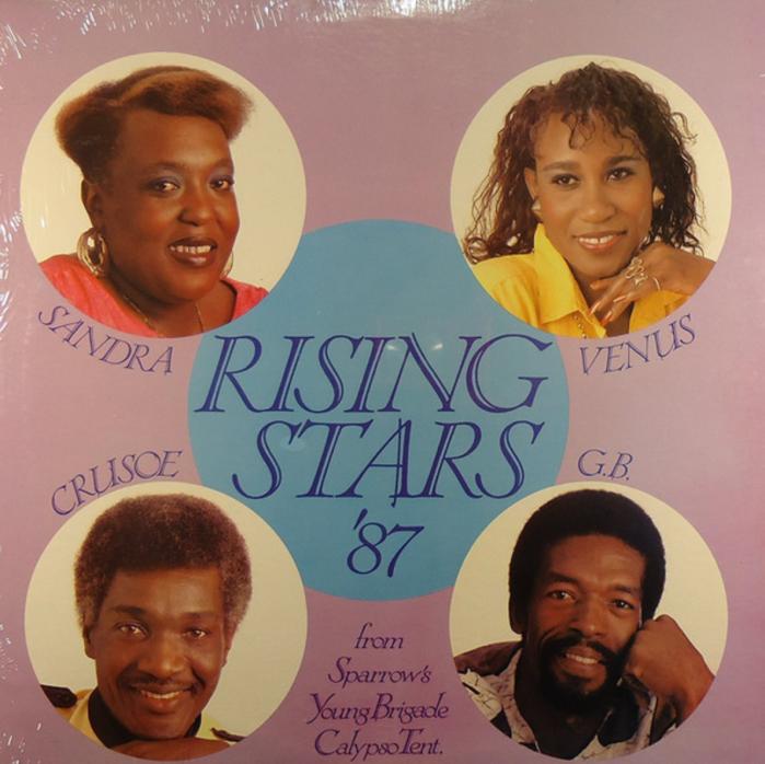 Trinidad and Tobago T&T Trinidad Music Blog Calypso 13thStreetPromo 13thStreetPromotions Rising Stars '87 Die With My Dignity Singing Sandra Caribbean Calypso Monarch Oldies Sunday Oldies Old School