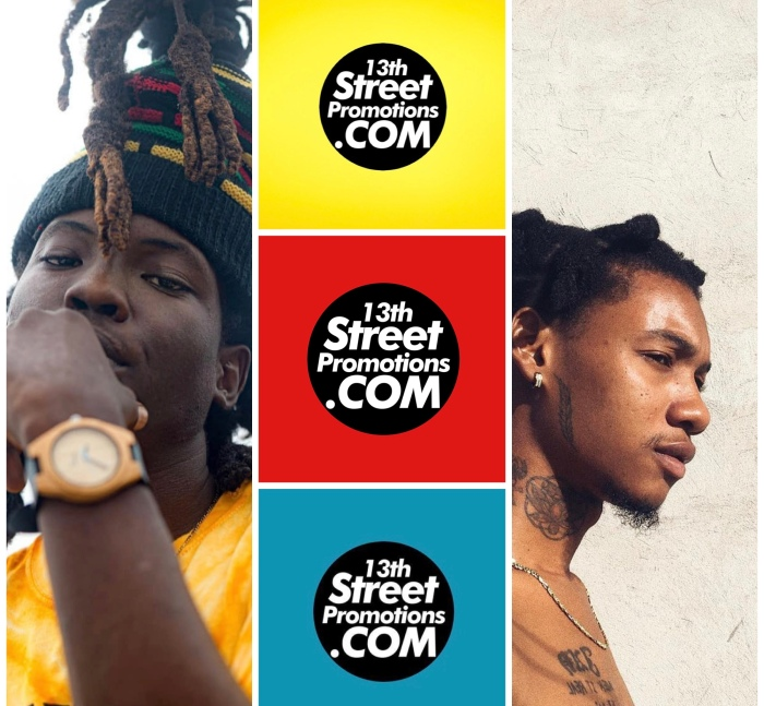 Jamaica Dancehall Music Blog 13thStreetPromotions 13thStreetPromo Leno Banton Blvk H3ro Chop E Line Brown Sugar Caribbean Music Music Videos Go Fi Mine