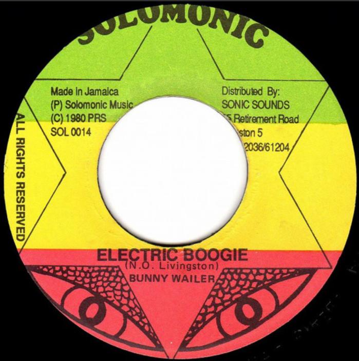 Jamaica Reggae Rap Music Dance 13thStreetPromo 13thStreetPromotions Bunny Wailer Jah B Electric Slide Caribbean Solomonic Neville Livingston The Wailers Bob Marley 1980 Old School Oldies Sunday