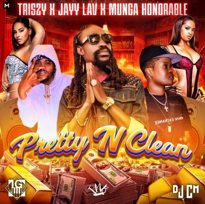 Jamaica Dominica New York Dancehall Music Blog 13thStreetPromotions 13thStreetPromo PRetty N Clean Munga Honorable Triszy Jayy Lav Caribbean