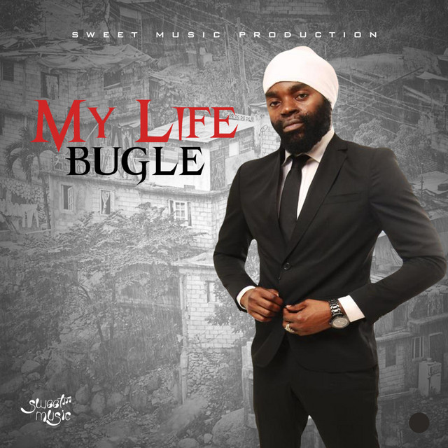 "Dancehall/Reggae Artist Bugle's new single ""My Life"" on 13thStreetPromotions.com #13thStreetPromotions Follow @13thStreetPromo"