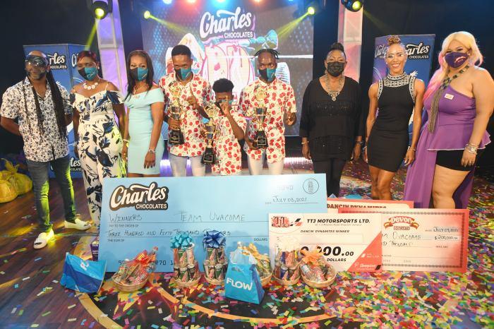 Dancin' Dynamites 16 Jamaica 13thStreetPromotions 13thStreetPromo