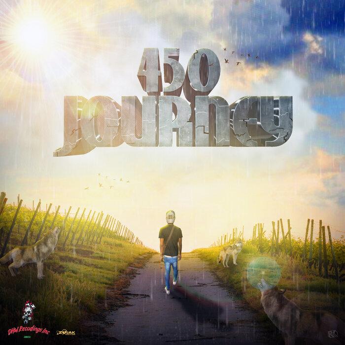 "Jamaican Dancehall Artist 450 releases new single ""Journey"" on 13thStreetPromotions.com #Jamaica #Caribbean"