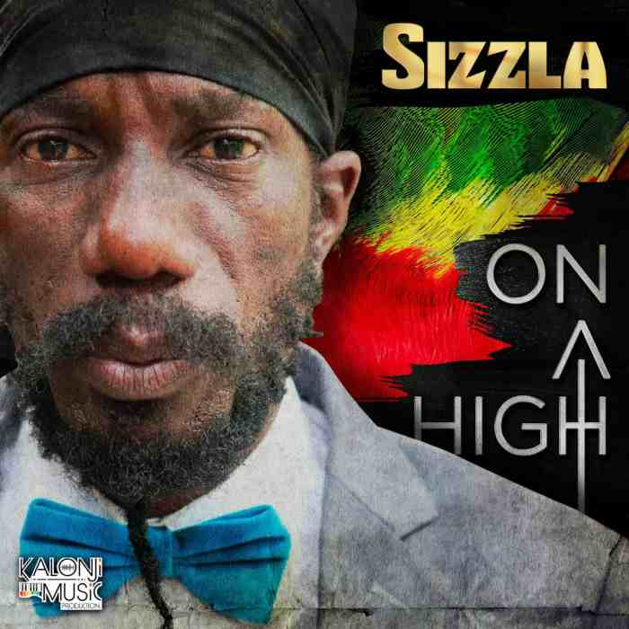 """Sizzla Kalonji releases new album, """"On A High"""" on 13thStreetPromotions.com"""