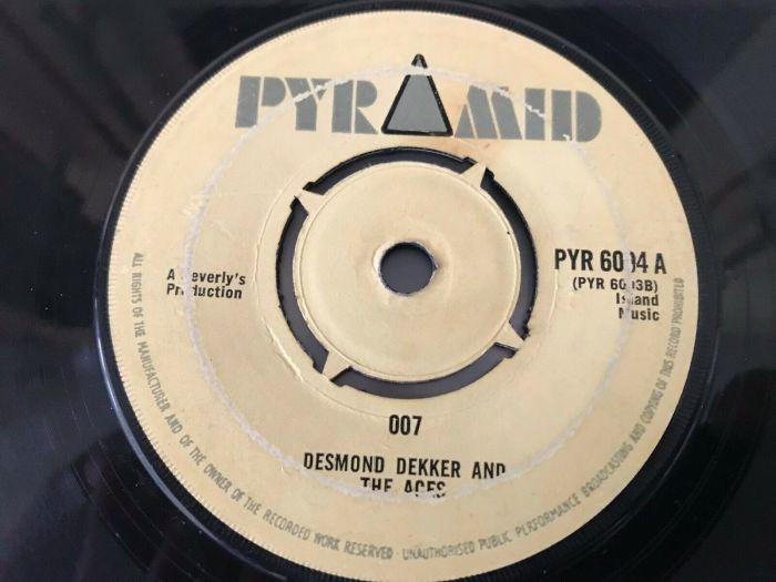 Desmond Dekker & The Aces - 007 (Shanty Town) on 13thStreetPromotions.com #Jamaica #Oldies #Riot