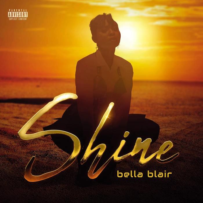 "Bella Blair ""Shine"" EP on 13thStreetPromotions.com #Jamaica #BellaBlair"