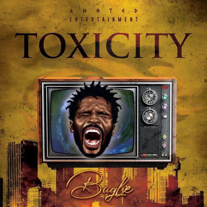 "Bugle - ""Toxicity"" album for 13thStreetPromotions.com #Jamaica #Reggae #Dancehall #Music"