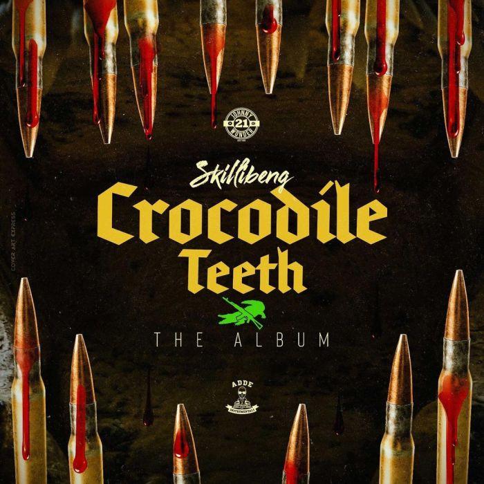Skillibeng - Crocodile Teeth - The Album on 13thStreetPromotions.com #Eastsyde #Jamaica #Dancehall #Skillibeng