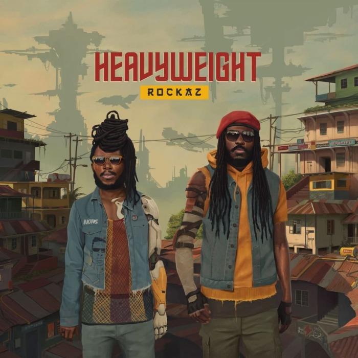 HeavyWeight Rockaz release self-titled debut album for 13thStreetPromotions.com