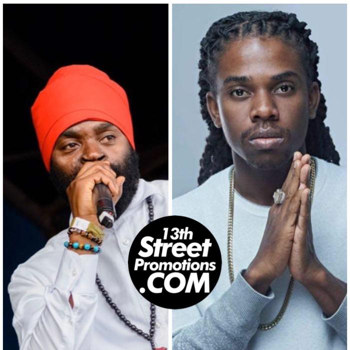 "Bugle & Jahmiel - ""Connected"" on 13thStreetPromotions.com #Jamaica #Reggae #Dancehall #Music"