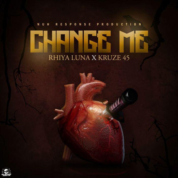 "Rhiya Luna - ""Change Me"" Ft. Kruze 45 on 13thStreetPromotions.com"